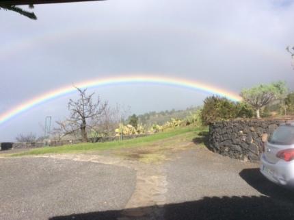 rainbow la palma